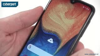 Samsung Galaxy A20e im Test I Cyberport