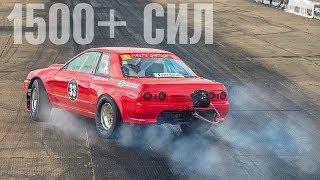 Я РАЗОРВАЛ ВСЕХ!  NISSAN SKYLINE GT-R 1 секунда до 100 км/ч. НИКТО НЕ ОЖИДАЛ!