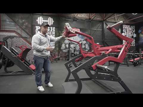 Zmniejsza mięśni podczas treningu