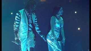 Migos & Cardi B   MotorSport (LIVE Los Angeles 2018, Staples Center, Aubrey & The Three Amigos Tour)