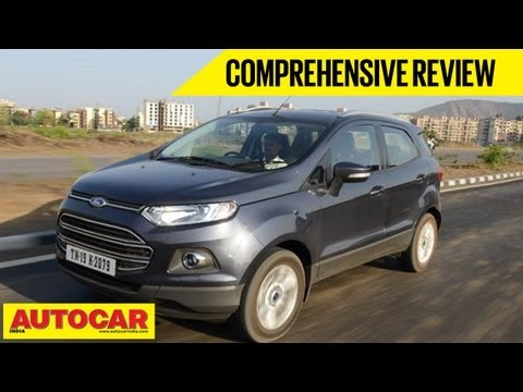 Ford EcoSport Diesel | Comprehensive Review | Autocar India