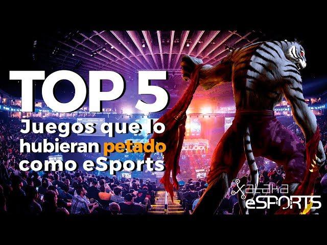 TOP 5 de juegos antiguos que lo hubiesen PETADO como eSports