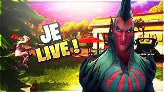LIVE FORTNITE - ON ATTENDS LA NOUVELLE BOMBE EMPOISONNEE ! [PS4/FR]