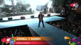 """Jowell & Randy en el Evento 40 - """"Fuera del planeta"""""""