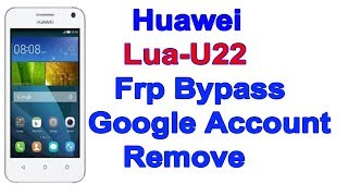 Huawei Lua U22 Sd Card Update