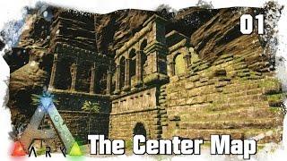 ARK Survival Evolved [German/Deutsch] The Center Map # 1 - Willkommen im Center - Let's Play