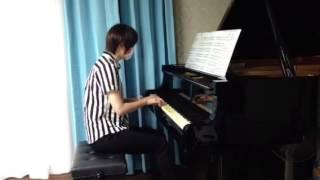 HOWEVER(ピアノ) - GLAY
