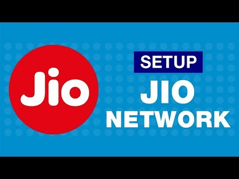 How to Setup Jio 4G Network on your Mobile?