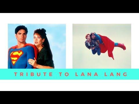 Superboy: Tribute to Lana Lang