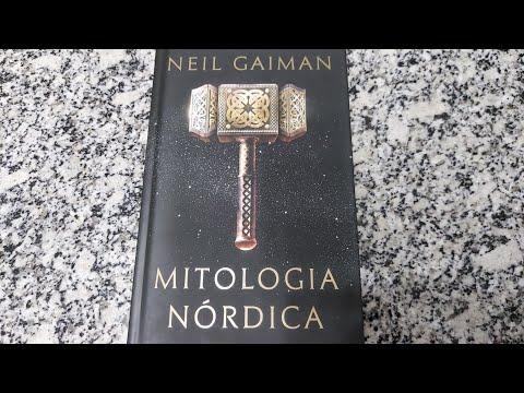 Livro Neil Gaiman - Mitologia Nórdica