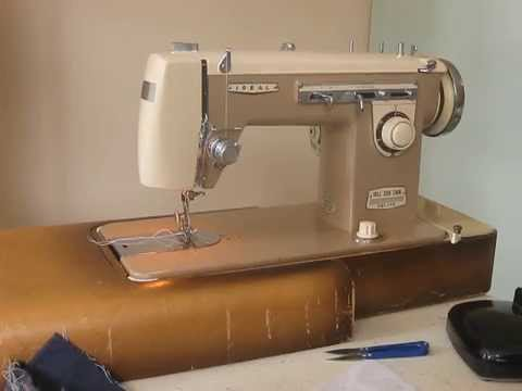 How To Use A Vintage Brother Sewing Machine JA 40 Download The Awesome Brother Ja 28 Sewing Machine Manual