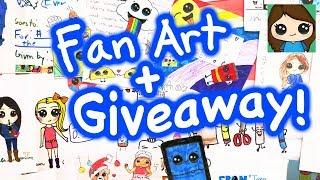 Draw So Cute Fan Art + Giveaway!