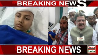 Zameer Ahmed Khan Helps Patient In Colombia Asia Hospital  Mysore With 7.5 Lakh