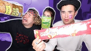 TRYING WEIRD GROSS CANDY (W/ SPECIAL GUEST)
