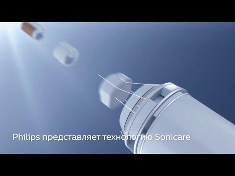 Электрическая зубная щетка Philips HX6232/20