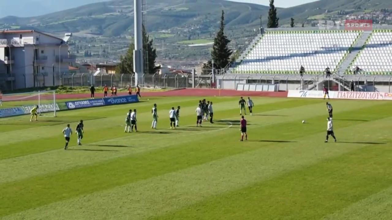SL2 | Λεβαδειακός-Καραϊσκάκης: Φοβερά γκολ από Μεχία και Δημόπουλο | ΕΡΤ