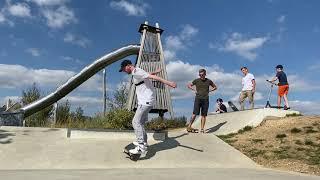 Skating Alconbury! FPV / Drone / iPhone