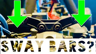 How to Install a Sway Bar Kit on Traxxas 4-Tec!   3X7 Outdoor