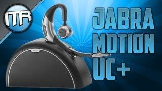 Jabra Motion UC+ - Highend Bluetooth-Headset [HD] - Deutsch