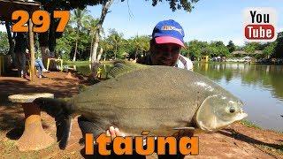 Programa Fishingtur na TV 297 - Pesqueiro Itaúna
