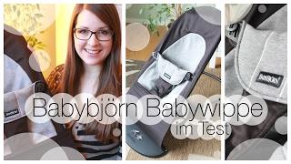Test: BabyBjörn Babywippe Balance Soft Cotton Jersey | Babyartikel.de