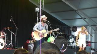 Drew Holcomb and the Neighbors - Can't Take It With You (Bonnaroo 2013)