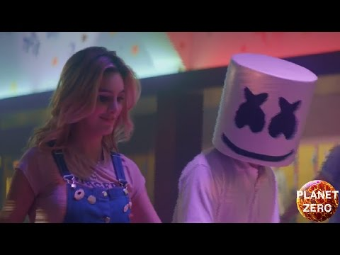 Marshmello - Summer (Official Music Video) ft. Lele Pons [BASS BOOSTED]