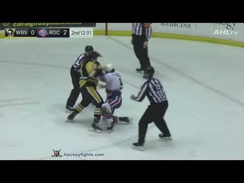 Casey Fitzgerald vs. Macoy Erkamps