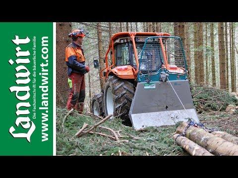 Pfanzelt S-line Seilwinde im Test | landwirt.com