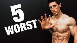 5 WORST WAYS TO LOSE WEIGHT!!
