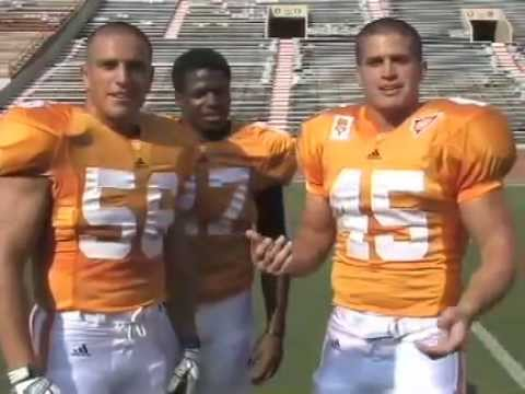 The Reveiz brothers teach Oku how it's done on Rocky Top