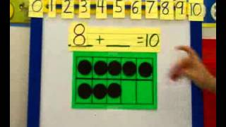 Introduction To Decomposing Numbers To Ten