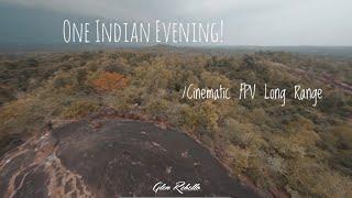 Gundupaade - Indian Village Evening | Cinematic FPV Long Range
