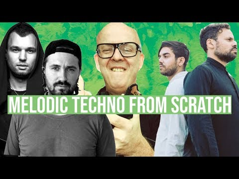 Melodic Techno Track - Style of Bodzin Zulu (Ableton Live