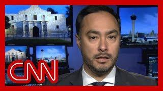 Rep. Castro: Trump on the verge of bringing harm to whistleblower
