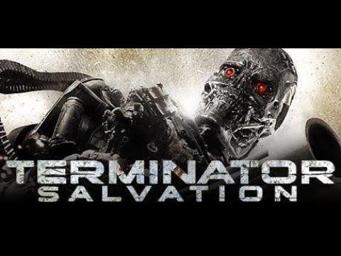 Terminator Salvation full PS3 gameplay