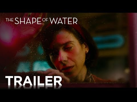 The Shape of Water (Red Band Trailer)