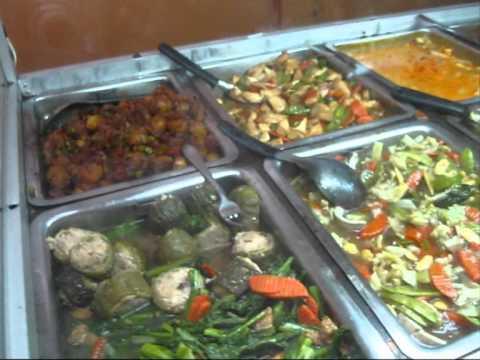 Video Bunga Rampai TiVi 791 sekilas makanan Vegetarian di Resto Vegetarian bag 1