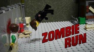 Lego Zombie Run
