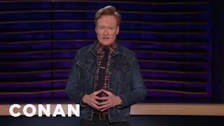 Conan: Melania Went On Fox News To Ask For A Divorce - CONAN on TBS