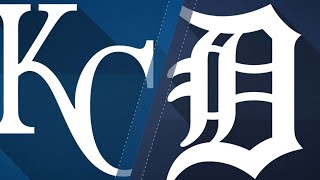 Gallagher, Keller lift Royals in 3-2 win: 9/23/18 - Video Youtube