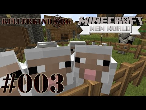Minecraft: A New World #3 – Hello Mr. Sheep ★ Let's Play Minecraft SMP [HD|60FPS]