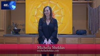 AAE tv | Sound Harmonics And Our DNA | Micheila Sheldan | 3.31.18