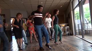 Workshop Latin Friday
