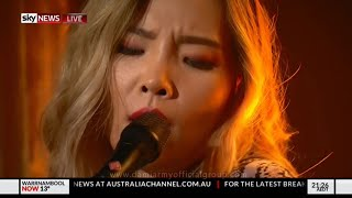 Dami Im - Sound of Silence - Paul Murray Live 'Our Town'