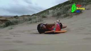preview picture of video 'Cape Turnagain: Bodyboarding'