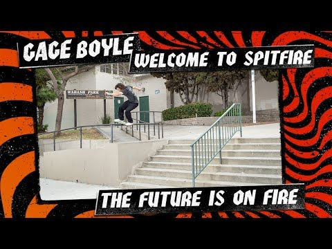"""preview image for Gage Boyle's """"Welcome to Spitfire"""" Part"""