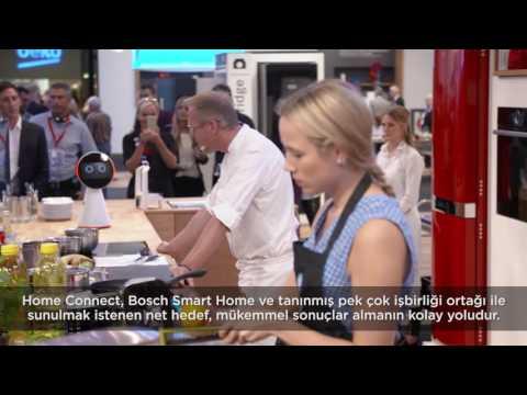 BSH Ev Aletleri IFA'da geleceğin mutfak asistanı sosyal robot Mykie'yi tanıttı!