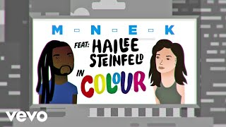 MNEK   Colour (Lyric Video) Ft. Hailee Steinfeld