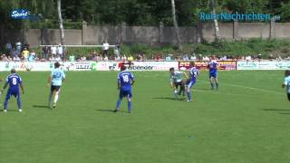 preview picture of video 'Fußball-Westfalenliga ASC 09 Dortmund - FC Brünninghausen'